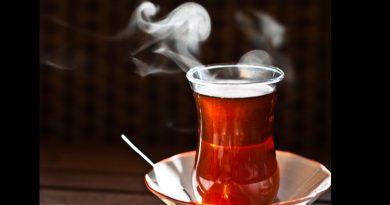 Siyah Çay ' ın Faydaları