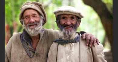 Müslüman Hunza Türkleri'nin yaşam sırrı !