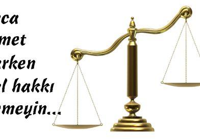 İslam ' da Kul Hakkı